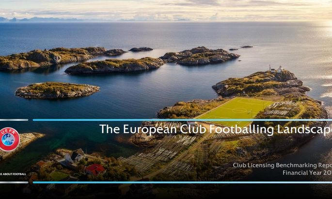УЕФА представил годовой отчёт. Здесь о посещаемости, инфраструктуре, владельцах клубов УПЛ и многое другое