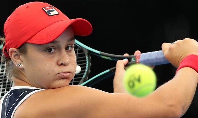 Ешлі Барті – Полона Герцог. Анонс і прогноз матчу Australian Open