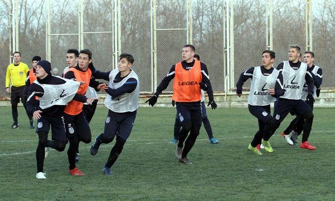 Черноморец сыграл спарринг с Черноморцем-2, попутно просмотрев потенциальных новичков