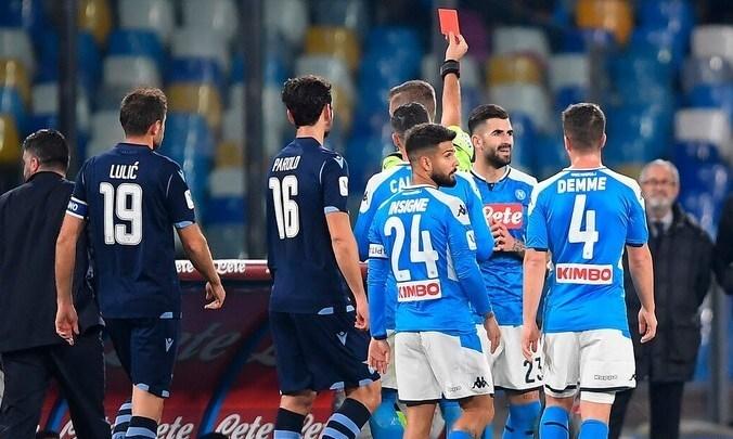 Кубок Италии. Наполи - Лацио 1:0. О пользе дна и прижатия к стенке