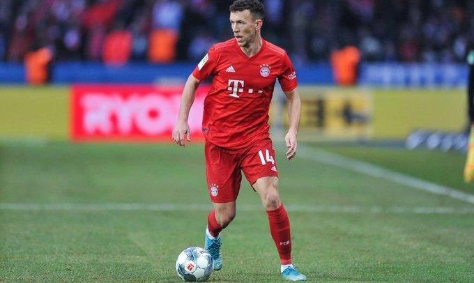 Перишич признался, что ему нравится играть за Баварию