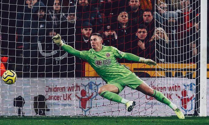 Монструозний Хендерсон та поява Зінченка. Шеффілд – Манчестер Сіті 0:1. Огляд матчу і відео гола