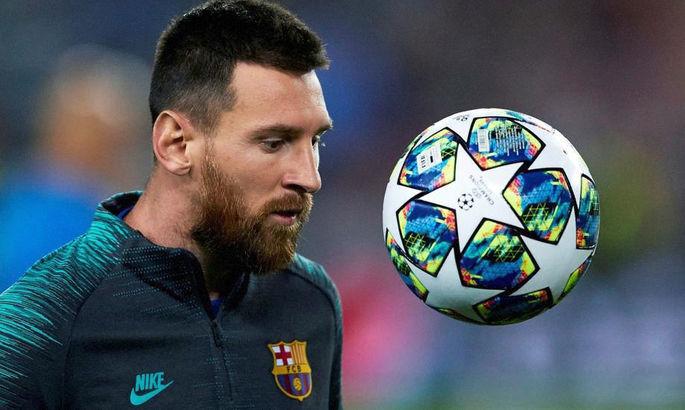 Месси и еще два основных футболиста Барселоны не сыграют в Кубке Испании с Ибицей