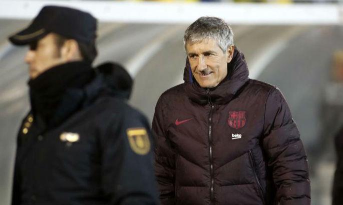 Кіке Сетьен: Мені не сподобалася гра Барселони, особливо в перші 60 хвилин