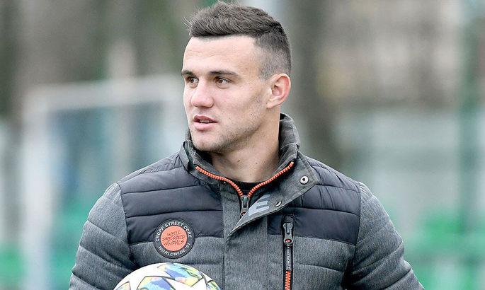 Карпаты Галич расстались с нападающим, который дебютировал в Премьер-лиге в 16 лет