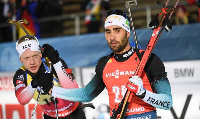 Йоханнес Бе обіграв Фуркада в індивідуальній гонці в Поклюці, Прима - 18-й