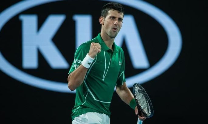 Джокович – Нисиока. Прогноз на матч Australian Open