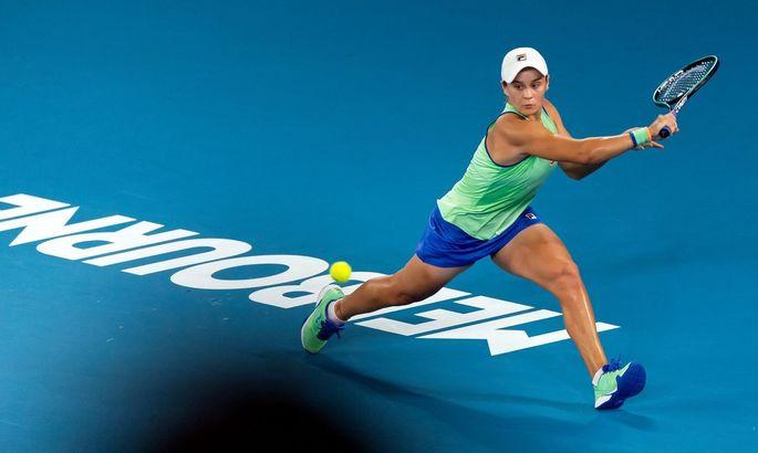 Ешлі Барті – Олена Рибакіна. Анонс і прогноз на матч Australian Open