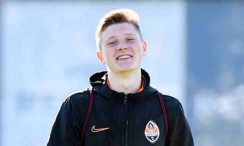 Артем Бондаренко: Не очікував, що поїду на збори з першою командою Шахтаря
