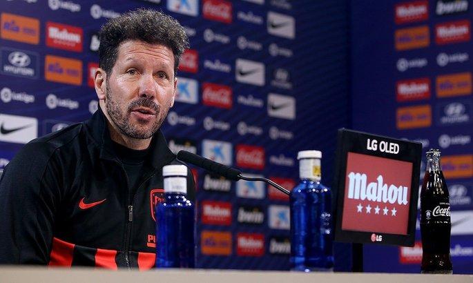 (Анти) Герой футбольного дня. Диего Симеоне