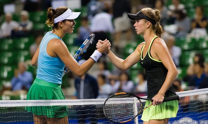 Элина Свитолина - Гарбинье Мугуруса. Анонс и прогноз на матч Australian Open