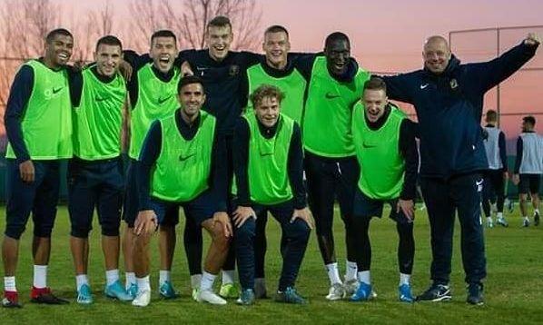 Днепр-1 начал зимний сбор с поражения от сербского клуба