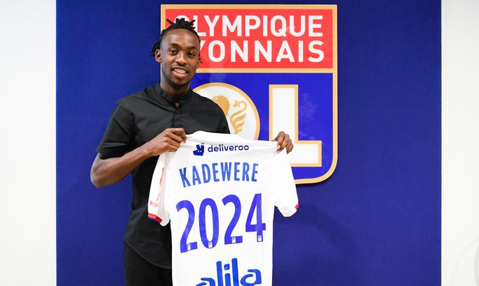Ліон оголосив про підписання форварда з другої французької ліги за 12 мільйонів