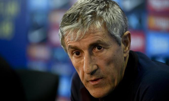 Сетьен: Я не знаю, кто сыграет на позиции девятки с Валенсией. Возможно это будет Гризманн