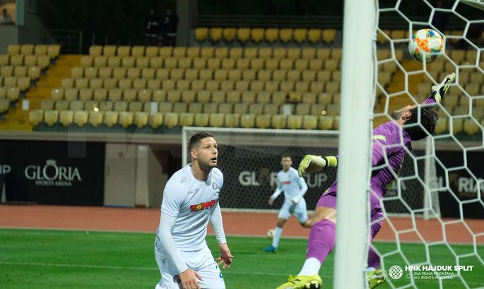 Динамо - Хайдук 0:1. Відео голу і огляд матчу