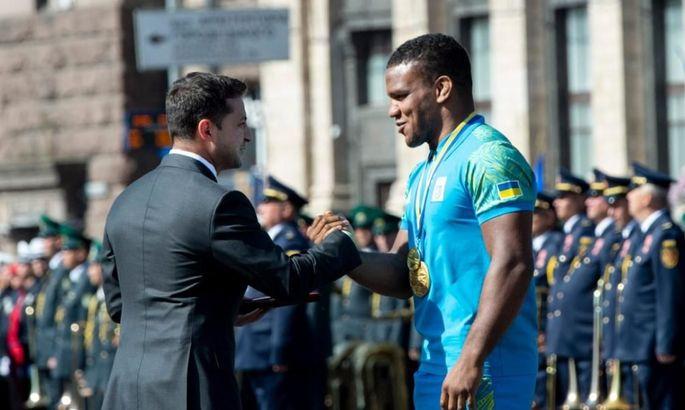 Жан Беленюк до президента: Дякую за можливість працювати для спортивного майбутнього країни