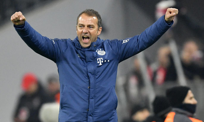 Ханси Флик: Бавария не давала Шальке продохнуть