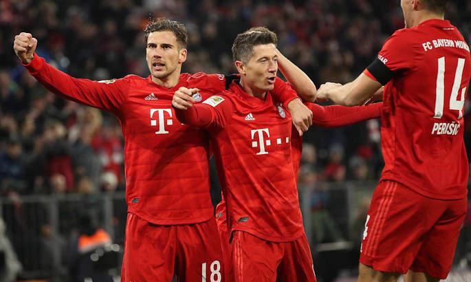 Бавария подписала контракт с Tik Tok