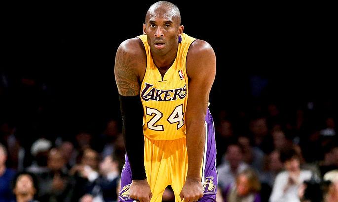Легенда мирового баскетбола Коби Брайант погиб в авиакатастрофе