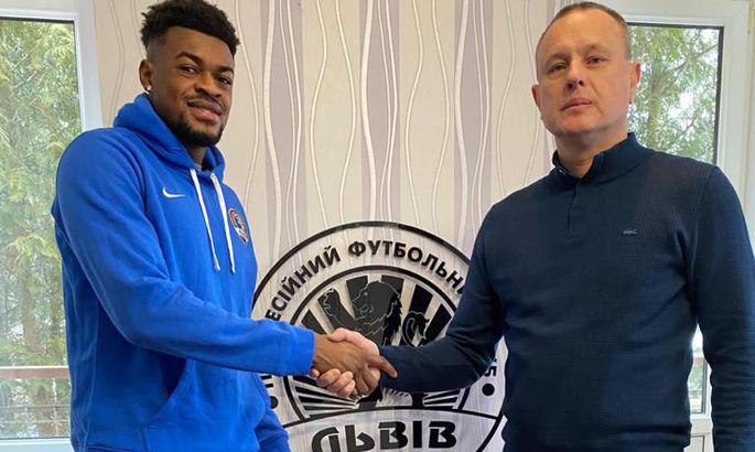 ФК Львов подписал левого защитника из Франции