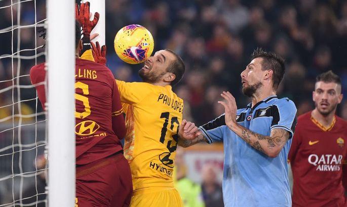 У кого привоз круче: как голкиперы Стракоша и Лопес обменялись фэйлами в дерби Рома – Лацио
