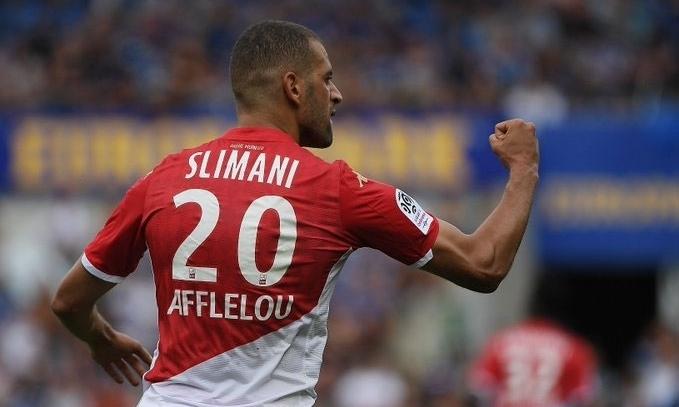Слимани хочет покинуть Монако - алжирцем интересуется топ-клуб Англии