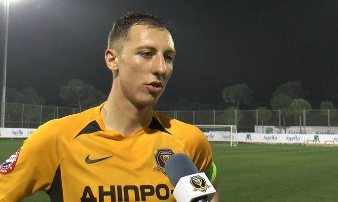 Защитник Днепр-1 указал на разницу своей команды с Ягеллонией