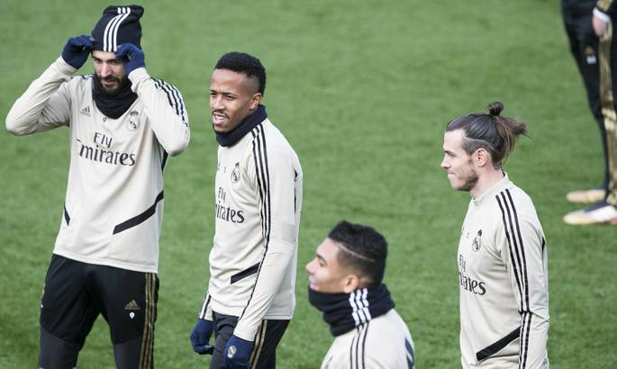 Реал объявил заявку на кубковый матч: Бэйл и Каземиро на игру не поедут
