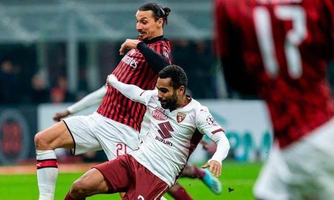 Кубок Италии. Милан - Торино 4:2 ОТ. На характере Коби и заменах Пиоли
