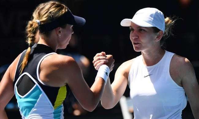 Australian Open. Халеп и Мугуруса разыграют путевку в финал