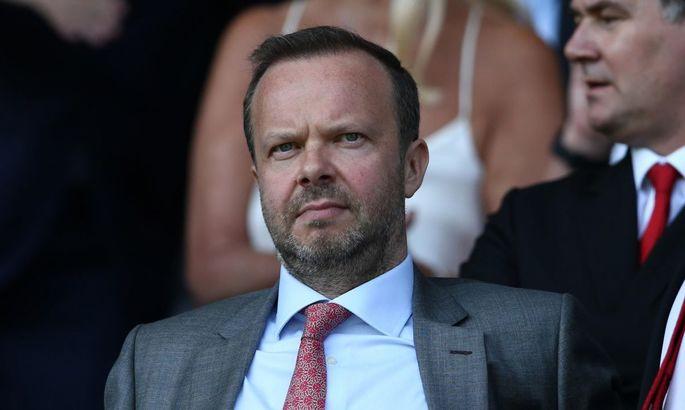 Керівний менеджер Манчестер Юнайтед подав у відставку