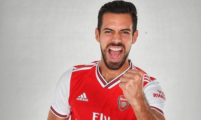 Официально: Пабло Мари Вильяр – игрок лондонского Арсенала