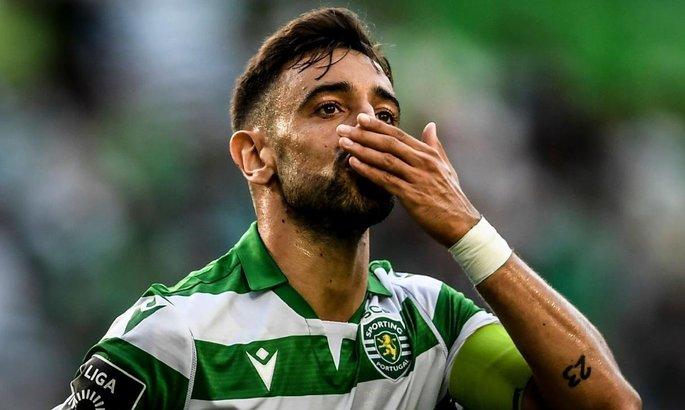 Стали відомі деталі переходу Фернандеша в МЮ - португалець може принести Спортінгу 80 мільйонів