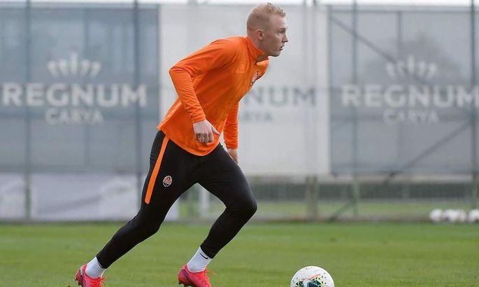 Віктор Коваленко: Не вірю, що мною цікавиться Рома