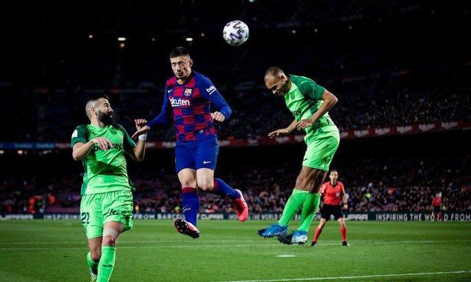 Кубок Іспанії. 1/8-а фіналу. Барселона нарешті перемагає з легкістю
