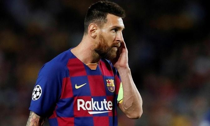 Месси одержал 500-ю победу в качестве игрока Барселоны
