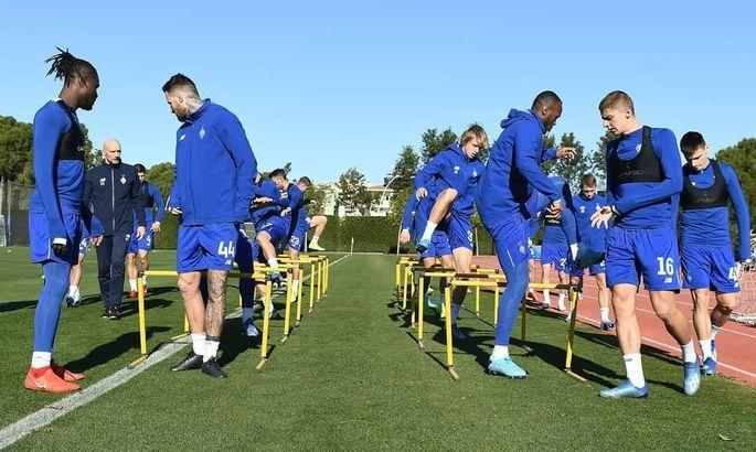 Динамо вернется к работе в последний день января