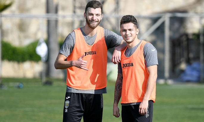 Люксембургский защитник Карпат оценил игру новичка команды