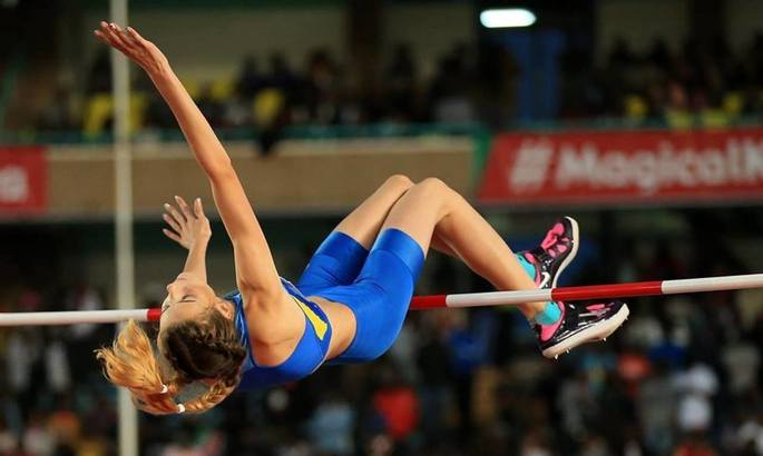Магучих стала чемпионкой Украины по прыжкам в высоту
