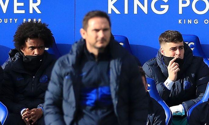 Фрэнк Лэмпард: Челси был аутсайдером в начале сезона. Возможно, все так есть и сейчас