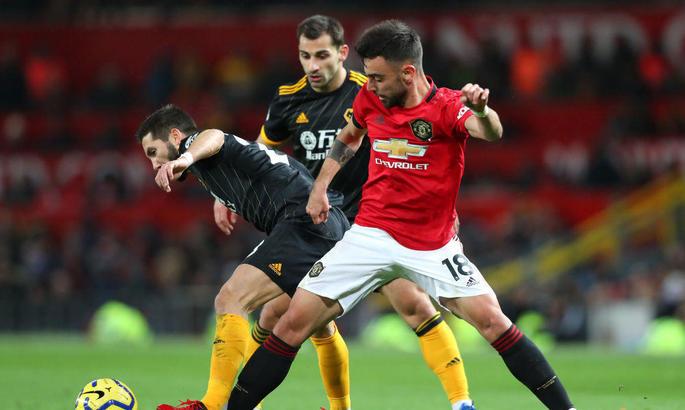 Манчестер Юнайтед - Вулверхэмптон 0:0. Блекло и невыразительно