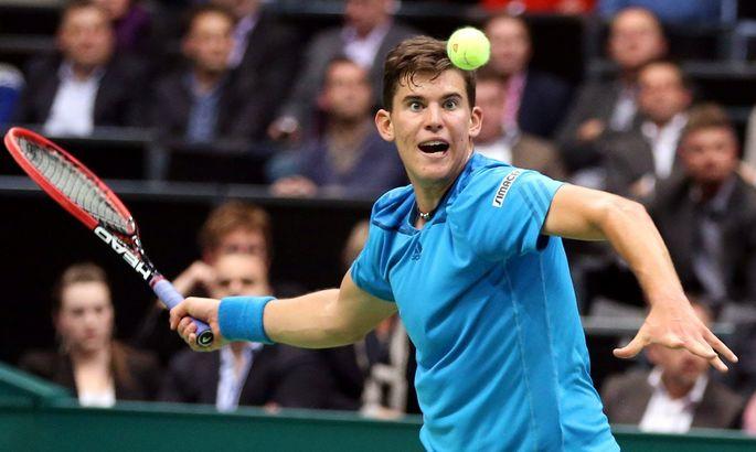 Сенсация: Доминик Тим зачехлил ракетку на старте Roland Garros