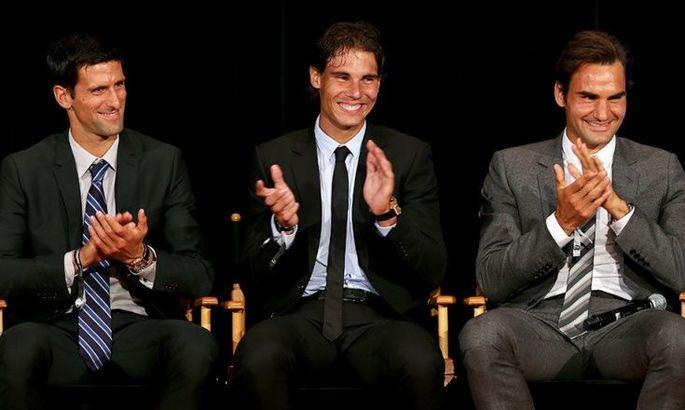 Джокович сравнялся с Надалем и Федерером в гонке титулов Grand Slam