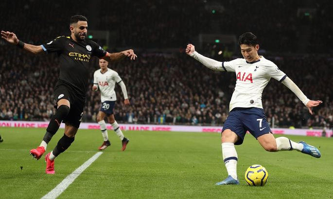Тоттенхем - Манчестер Сіті 2:0. Відеоогляд центрального матчу 25-го туру АПЛ