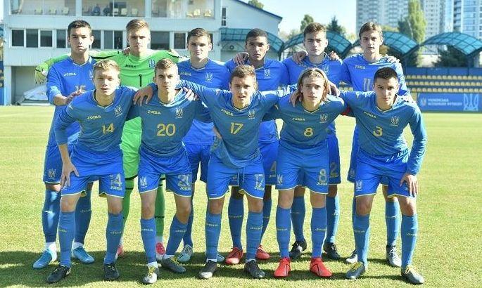Ни одного динамовца. Юношеская сборная отправляется на матчи с Англией и Бельгией