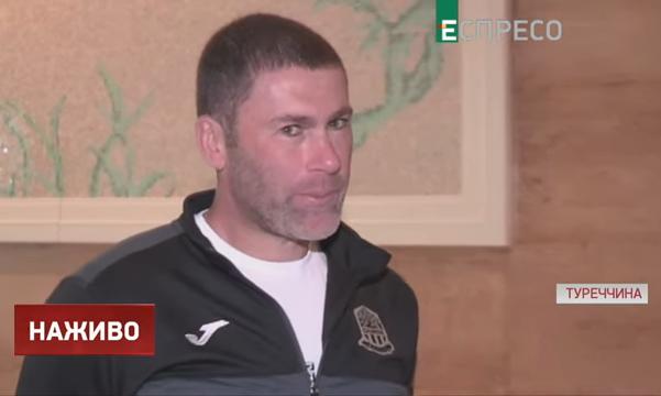Гельзин рассказал о тяжелых переговорах по Лебеденко и потребности Олимпика в двух игроках