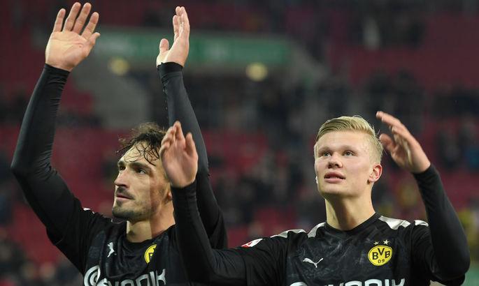 Хуммельс: Холанд напоминает мне Левандовски – Эрлинг за час забивает больше, чем я за весь сезон