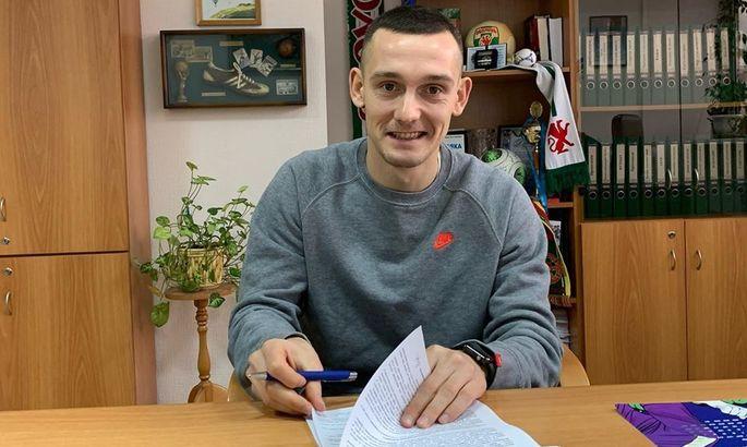 ФК Оболонь-Бровар подписал защитника