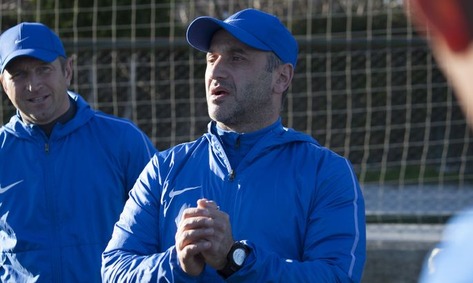 Меликян полностью изменит состав ФК Львов на второй контрольный поединок