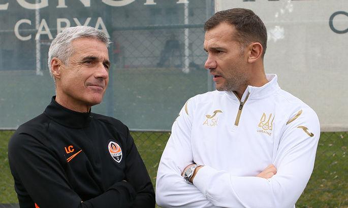 Луиш Каштру высказал свое мнение по поводу завершения футбольного сезона в Украине
